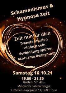 Hypnose & Schamanismus Zeit